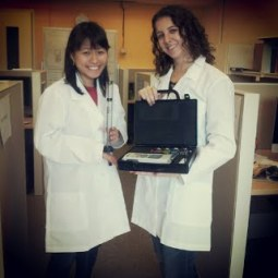 Khoi and Caroline (Fall 2012)